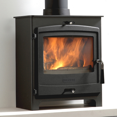 Portway 2 Contemporary 7Kw Multi Fuel
