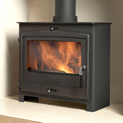 Portway 3 Contemporary 8.7Kw Multi Fuel