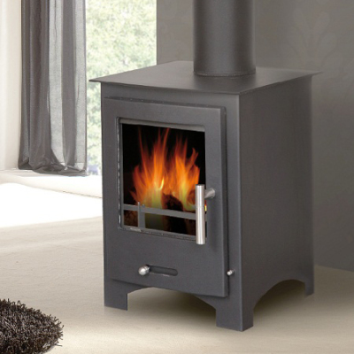 Bronpi Orford 4.6Kw Multi Fuel