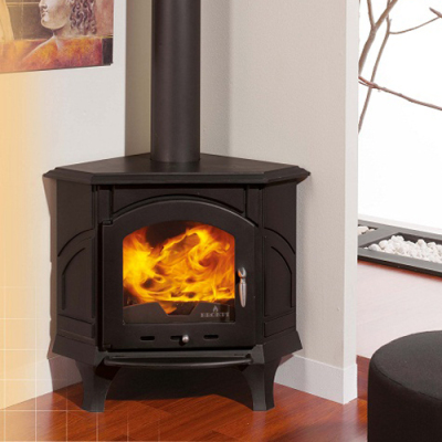Bronpi Altea Corner 8Kw Wood Burner