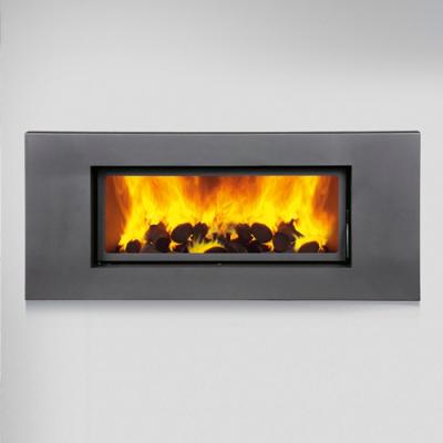 Londres-V 19Kw Wood Burning Inset