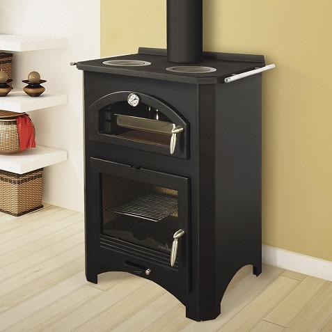 Monza 9Kw Cooking Wood Burner