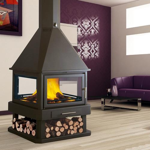 Huelva 16Kw Wood Burner