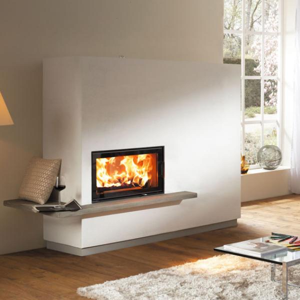 Austroflamm Miu 14Kw wood Burner
