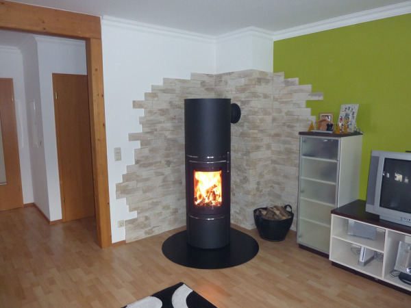 Cera-Design Divino 2 8Kw Wood burner