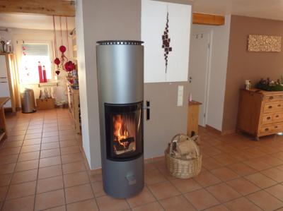 Cera-Design Solitherm 6Kw Wood Burner