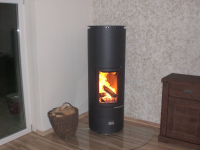 Cera-Design Rondotherm 9Kw Wood Burner