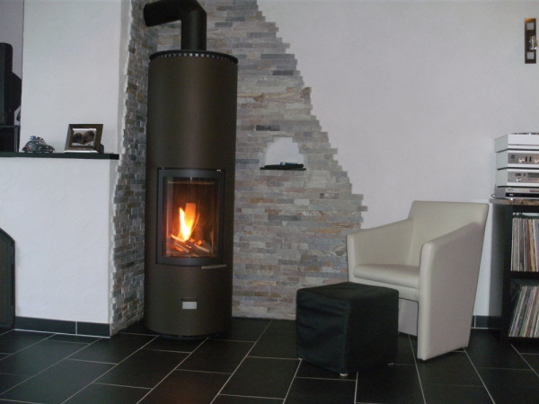 Cera-Design Rondotherm XL 9Kw Wood Burner