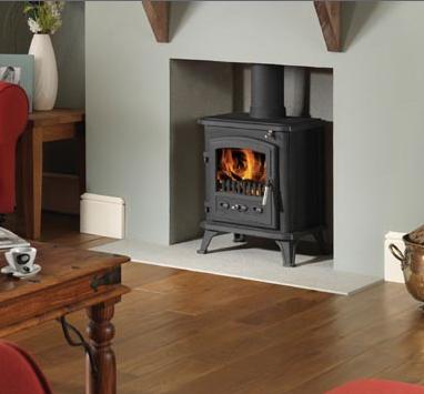 Westcott 5 SE 4.9Kw Wood Burner