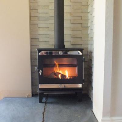 Firestorm 6.5 SE 6.5Kw Wood Burner