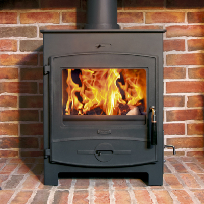 Flavel Central Heating Multi Fuel stove