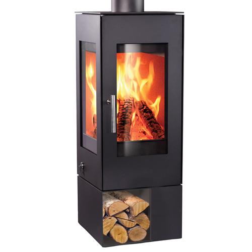 Rais Q-Bic 106 6Kw Wood Burner