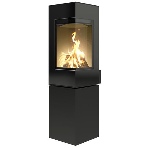 Rais Q-Be 8Kw Wood Burner