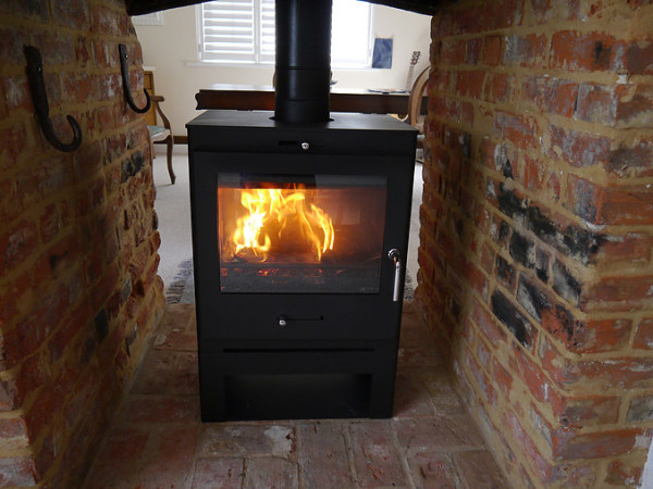 Bohemia 60 Double Sided 6Kw Multi Fuel