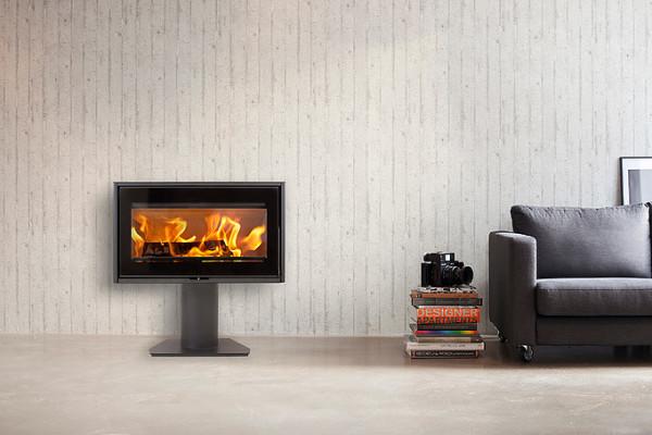 Scanline 100 9Kw Wood Burner