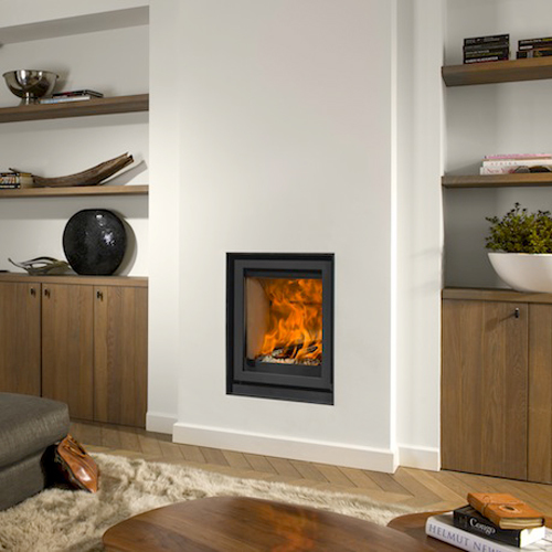 Unilux-6 55 9Kw Wood Burning Inset