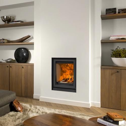Unilux-6 55 9Kw Wood Burning Inset