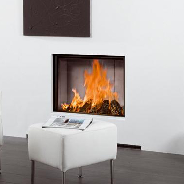Escamolux 70/55 25Kw Built-In Wood Burner