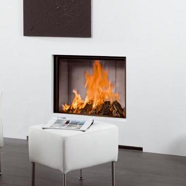 Escamolux 70/55 25Kw Built-In Wood Burner