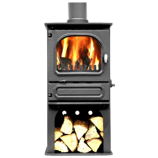 Highlander 5 Logstore 5Kw Multi Fuel
