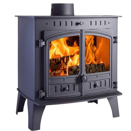 Herald 80B Wood Burning Boiler stove