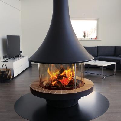 Eva 992 Central 13.5Kw Wood Burner