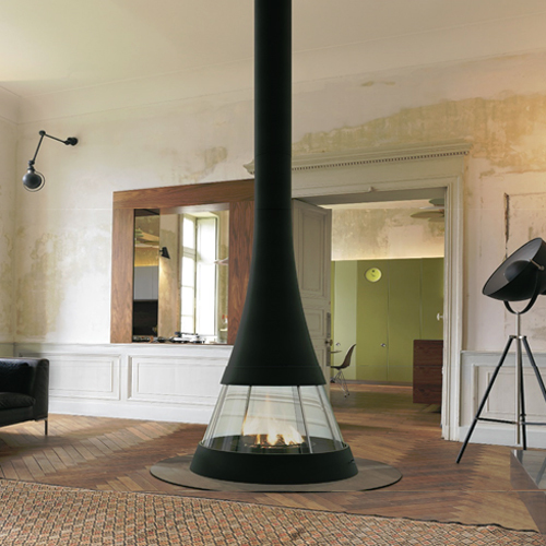 Linea 914 Central 11Kw Wood Burner