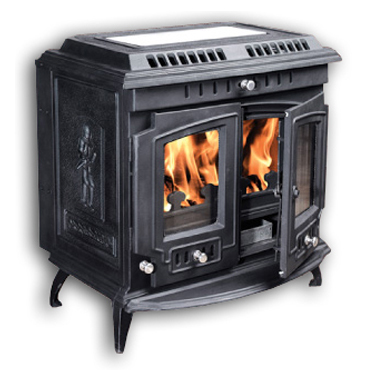 Mulberry Wilde Multi Fuel Boiler stove