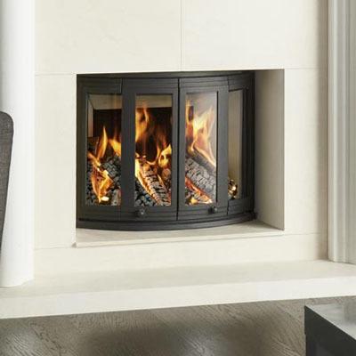 Nordpeis NI25 6.2Kw Built-In Wood Burner