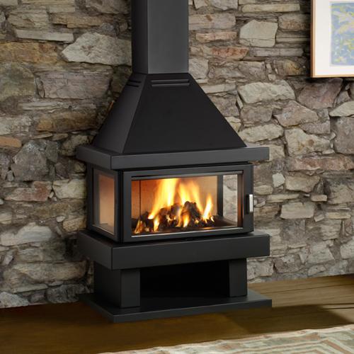 Rocal Barbara 90 20Kw Wood Burner