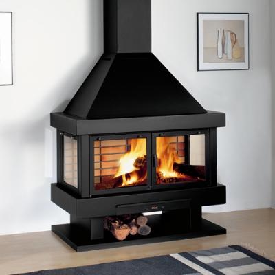 Barbara 120 25Kw Wood Burner