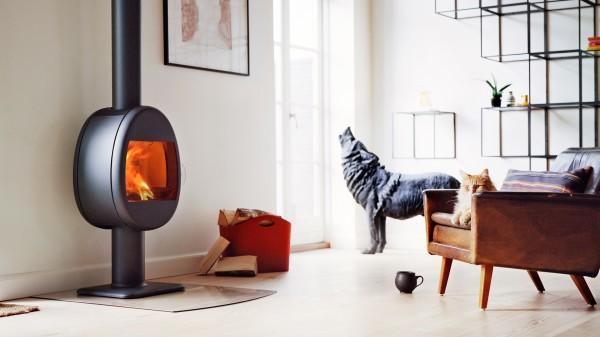 Scan 66-2 8Kw Wood Burner