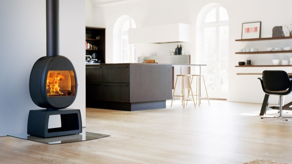 Scan 66-4 8Kw Wood Burner
