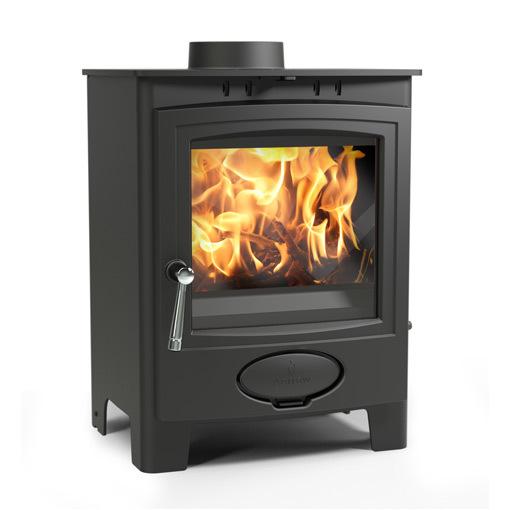 Aarrow Ecoburn Plus 5 5kw Wood Burner
