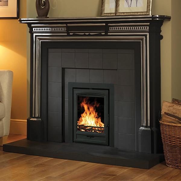 Arbeia Trajan 5 5Kw Wood Burning Inset