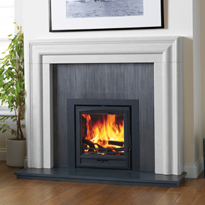 Arbeia Titus 5 5Kw Wood Burning Inset