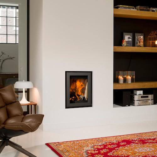 Barbas Unilux-6 40 5Kw Wood Burning Inset