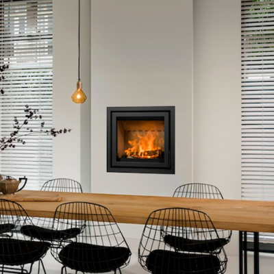 Barbas Unilux-6 67 10Kw Wood Burning Inset