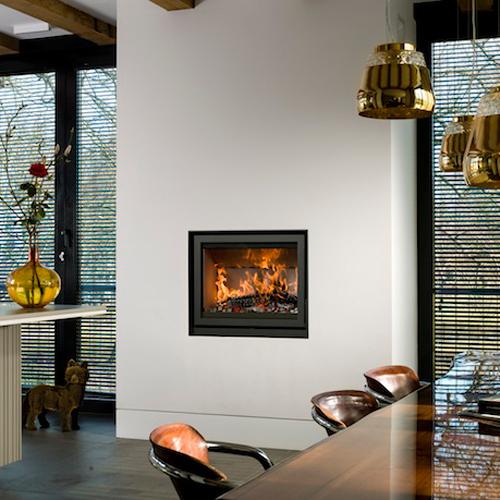 Barbas Unilux-6 80 11Kw Wood Burning Inset