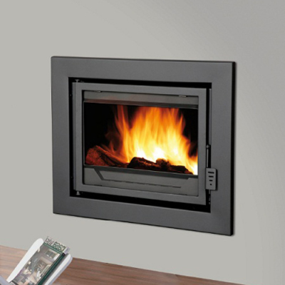 Bronpi Florida 12Kw Wood Burning Inset