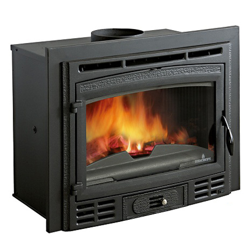 Bronpi Canada Rustico 13Kw Wood Burning Inset