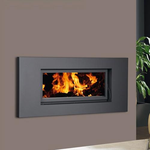 Bronpi Londres-T 19Kw Wood Burning Inset