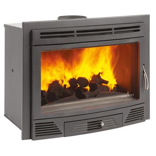 Bronpi Madrid 19Kw Wood Burning Inset