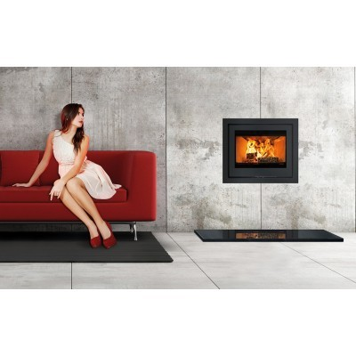 Di Lusso R6 13Kw Wood Burning Insert