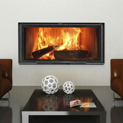 Hergom Stilkamin XL 24Kw Built-In Wood Burner