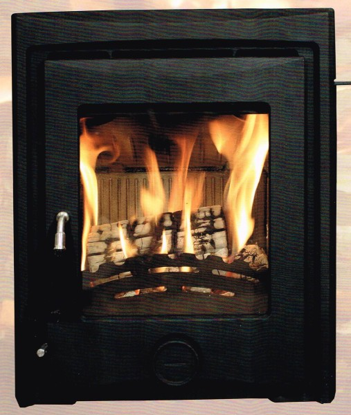 Newman's Chelsea Inset 5Kw Multi Fuel