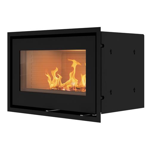 Rais 500-1 8Kw Wood Burning Inset