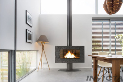 Akan 12Kw Wood Burner