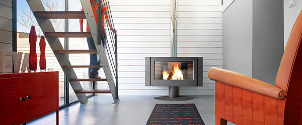 Antaya 12Kw Wood Burner