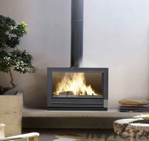 Preston 14Kw Wood Burner